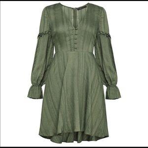 BCBGMAXAZRIA High Low Dress FINAL